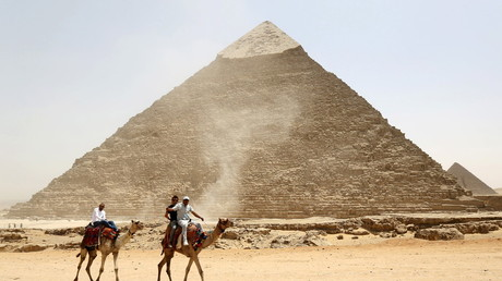 Great Pyramid of Giza can concentrate electromagnetic energy - study