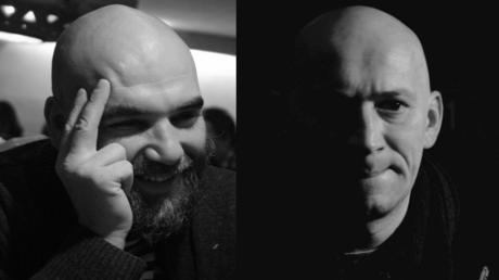 Orkhan Jemal (L) and Aleksandr Rastorguev © vk.com / facebook