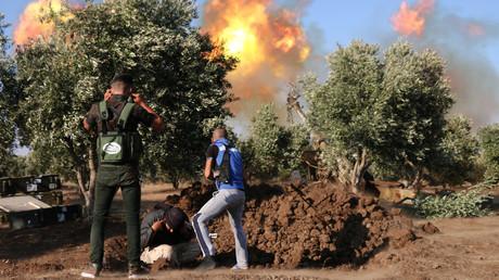 Israel helped evacuate fleeing militants to the US – Syrian envoy to UN