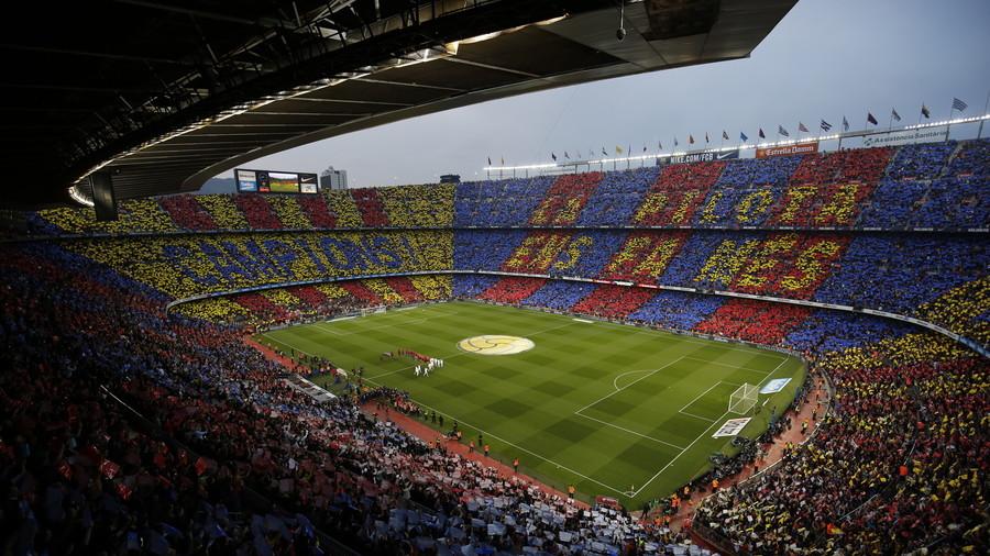 Terrorists 'plotted attack' on Barcelona's Camp Nou stadium