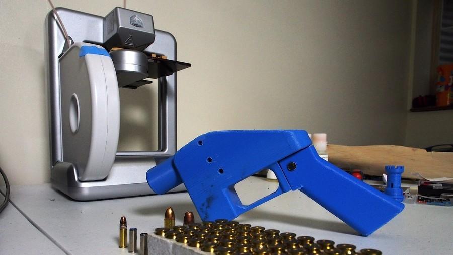 Judge blocks release of 3D-printed gun blueprints hours before public launch