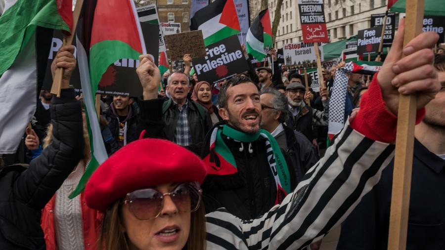 UK Labour cruising towards split over Israel-Palestine
