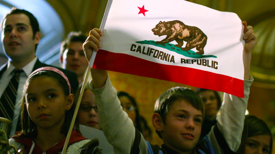 'Buffer zone' for independent California: New Calexit plan would give Native Americans half of state