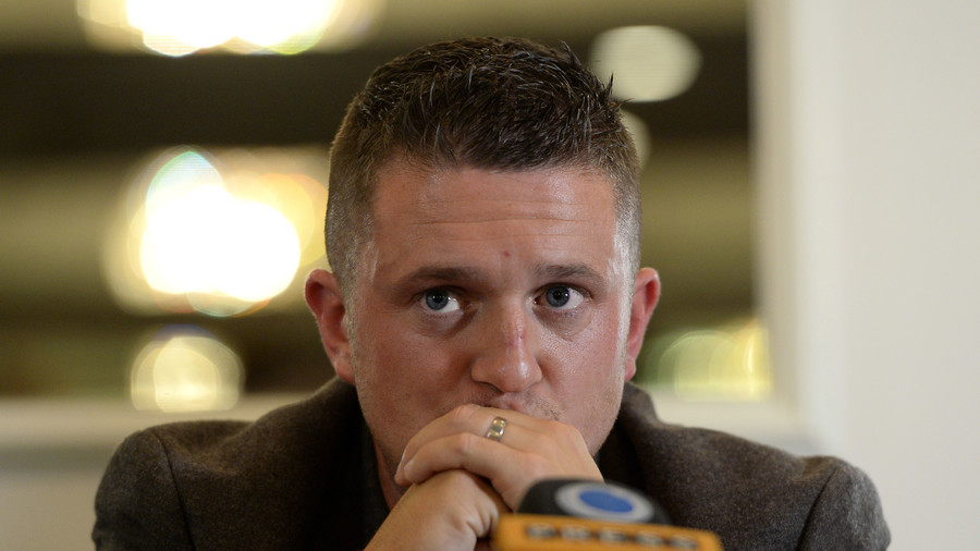 BBC attacked by MPs and Guardian journalists for Tommy Robinson coverage