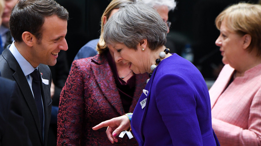 May's wooing won't make Macron go soft on Brexit, warns ex-ambassador to France