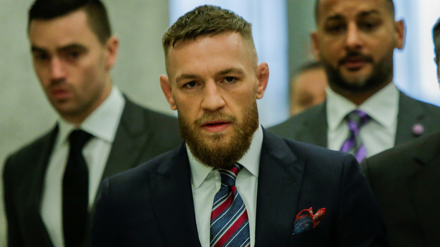 McGregor returns to UFC