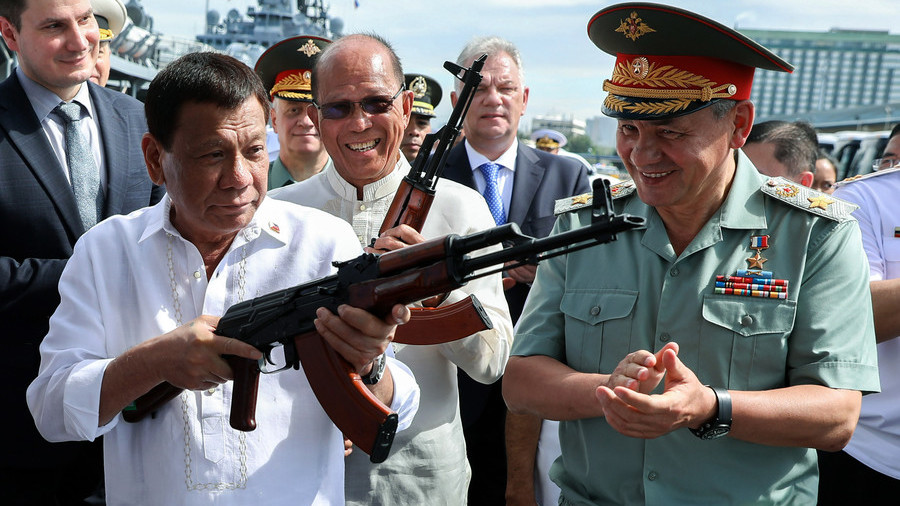 Philippines won't stop buying Russian arms over US pressure – FM