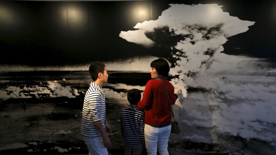 VR tour of Hiroshima bombing created by Japanese students