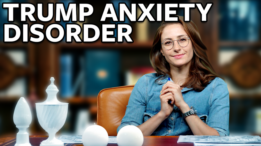 #ICYMI: Trump Anxiety Disorder v Trump Derangement Syndrome… what's the difference? (VIDEO)