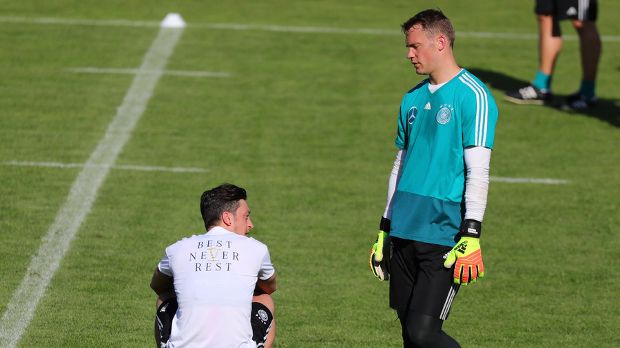 'We've always tried to integrate players' – Germany's Neuer rejects racism claims amid Ozil row