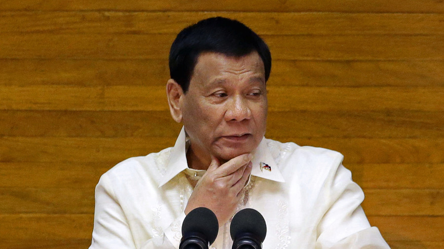 'God' agreed to send all victims of extrajudicial killings to heaven, Duterte claims