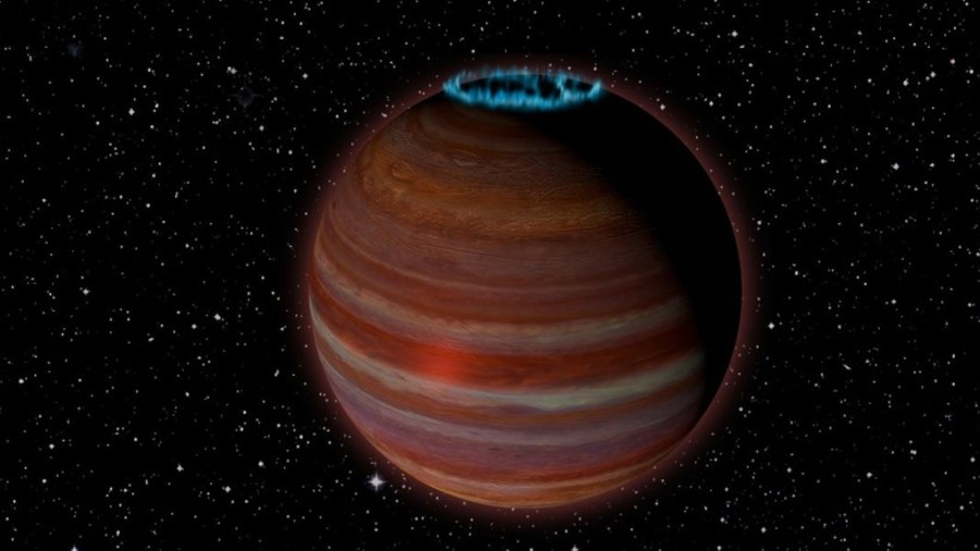 Giant 'Rogue' Planet Just Spotted A Mere 20 Light-Years Away From Earth