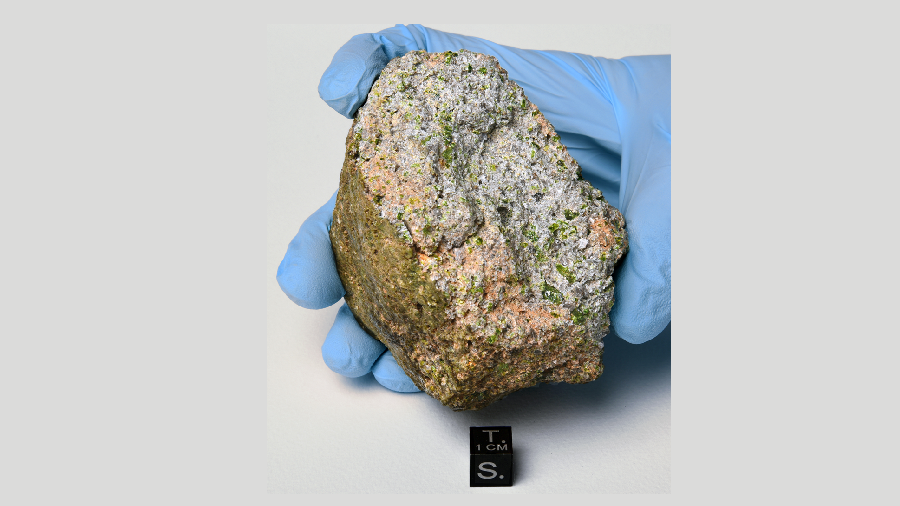 Oldest-ever meteorite found in Africa… and could unlock the solar system's secrets, scientists say