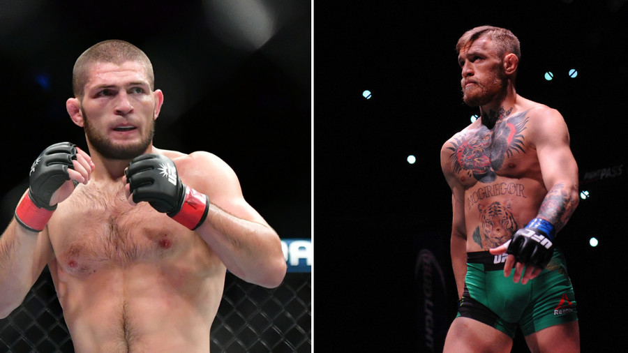 'Biggest fight in UFC history' – Dana White on Khabib Nurmagomedov v Conor McGregor
