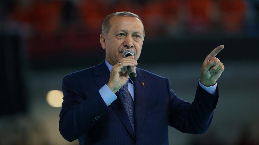 'We had patience until yesterday': Erdogan orders US asset freeze amid Pastor Brunson row