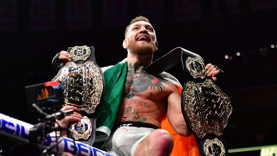 'The champ champ is back!' MMA community reacts to McGregor v Nurmagomedov announcement
