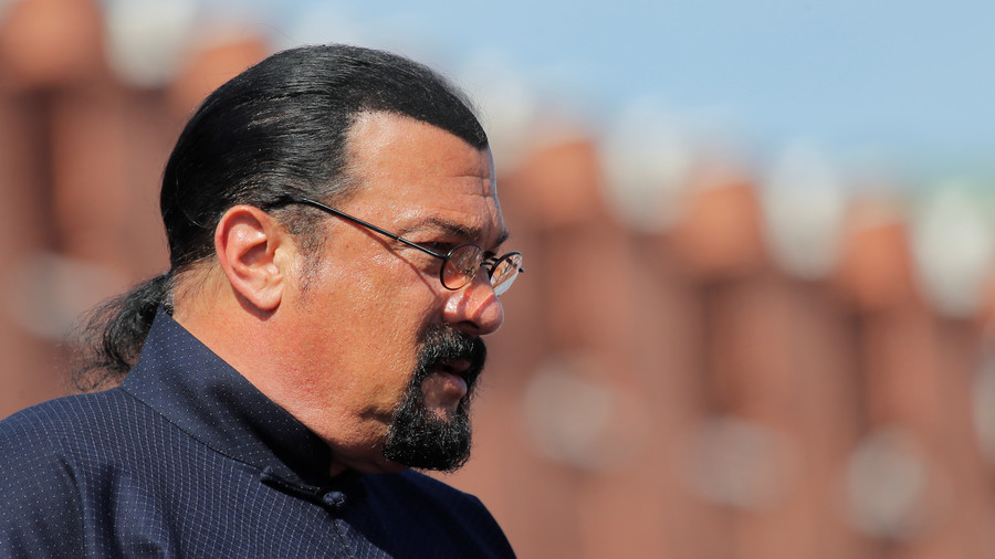 Russia Appoints Actor Steven Seagal as Humanitarian Envoy to U.S.
