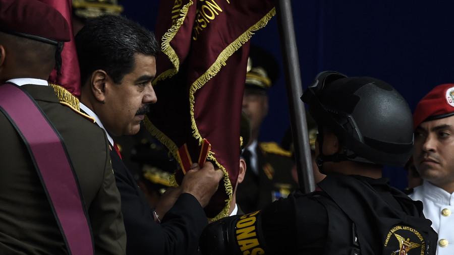 'Attempt to destabilize Venezuela': Moscow condemns attack on Maduro