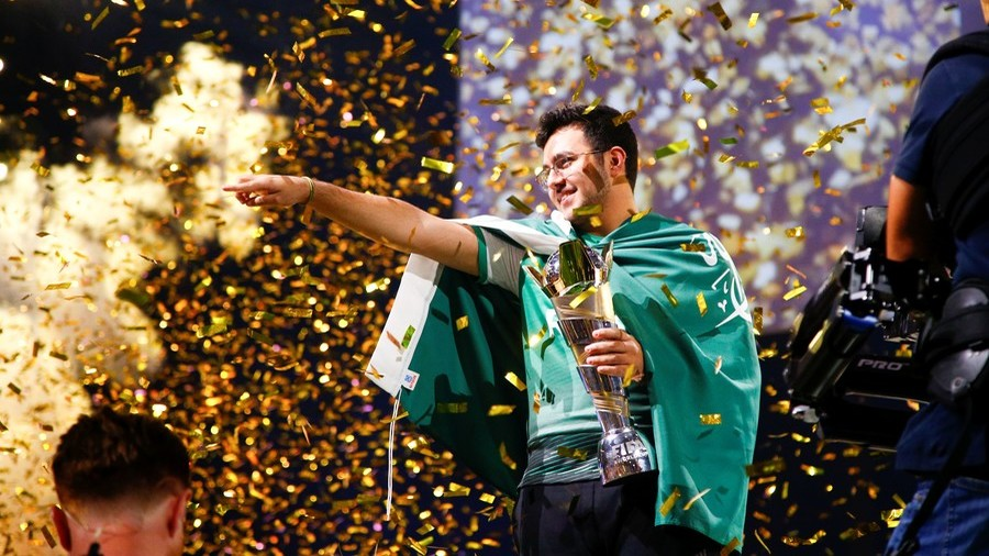Saudi gamer pockets $250K after winning FIFA eWorld Cup