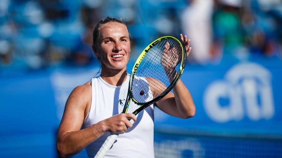 Russia's Svetlana Kuznetsova produces stunning comeback to win Citi Open title in Washington