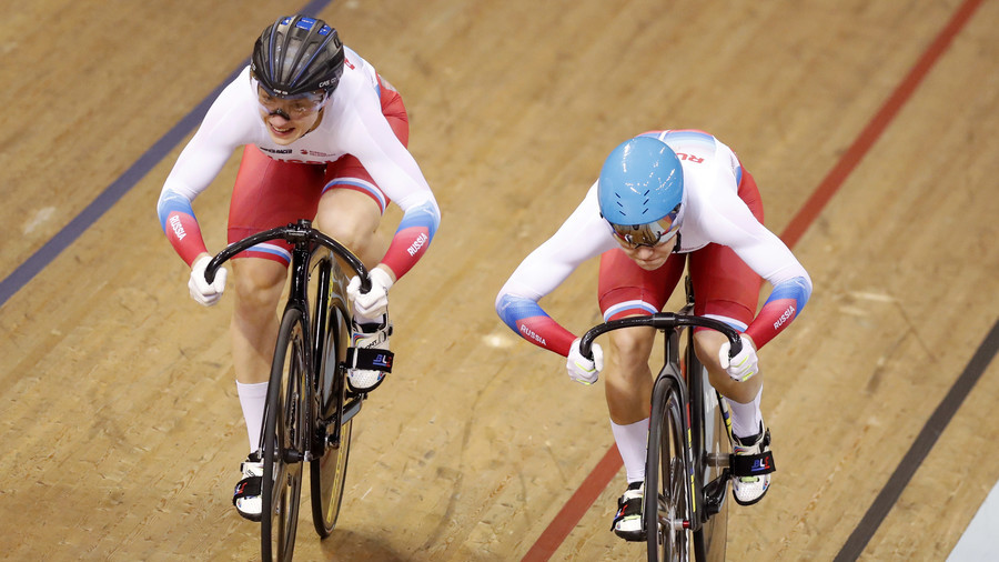 Russia riding high in Euro Champs medals table after victory for cyclists, synchronized swimmers