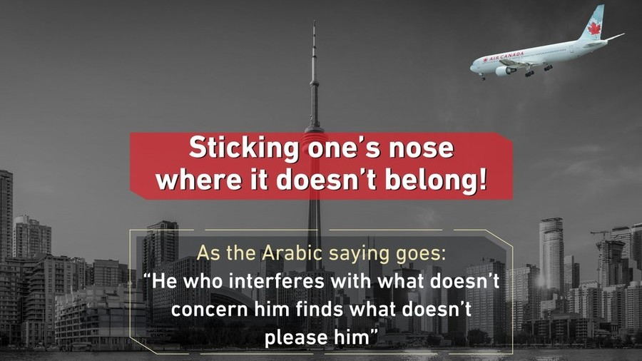 Did Saudis threaten Canada with 9/11-style attack? Some believe they did…