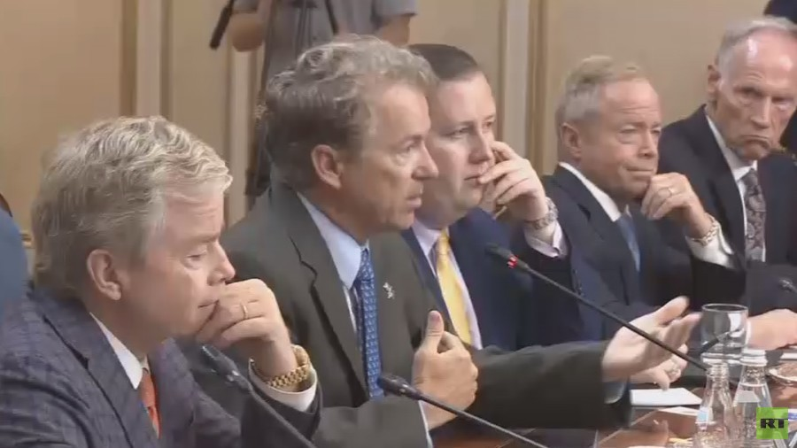 Rand Paul Says 'big Mistake' Not To Have Dialogue With