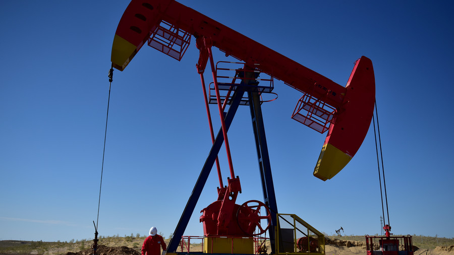 Oil prices steady on falling U.S.  crude stocks, Iran sanctions