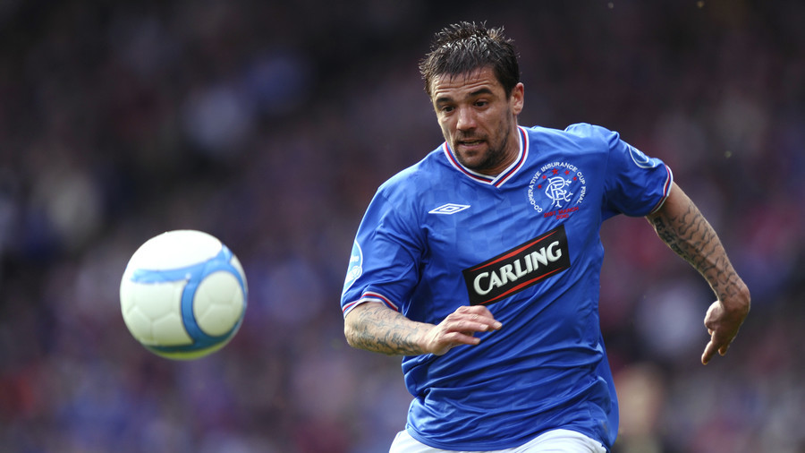 'No place within society': Belfast club slams sectarian abuse of former Rangers player Nacho Novo