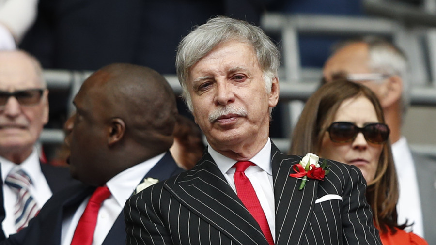 'Dreadful day': Arsenal fans fume as US mogul Kroenke set to buy out Russian billionaire Usmanov