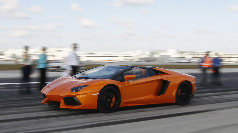 Lamborghini-driving Dubai tourist racks up $47k in speeding fines in just 3 hours