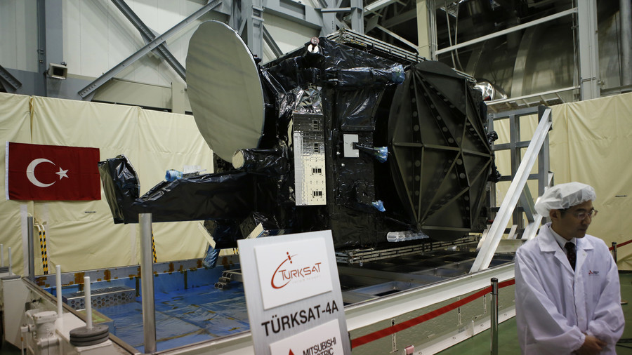 The lure of space: Turkey to launch own space agency 'as soon as possible'