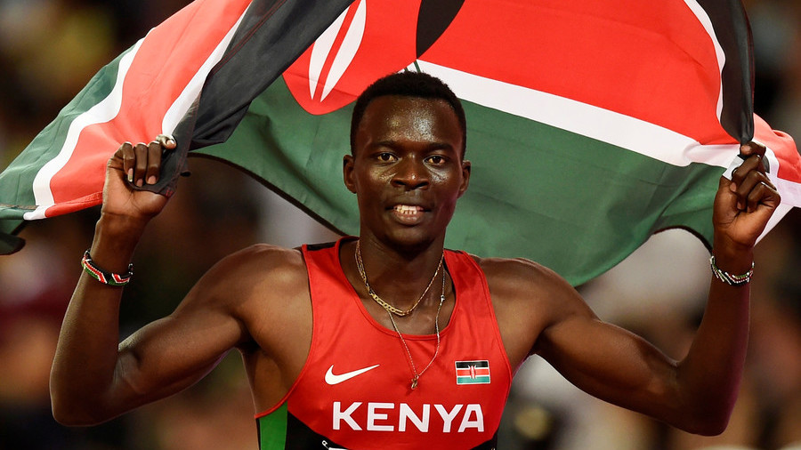 Former world champion hurdler Nicholas Bett dies in car crash at age 28