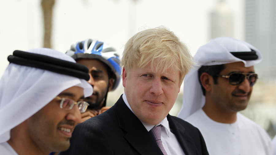 BoJo's incendiary burqa comments defended by Tory MP & BBC journalists