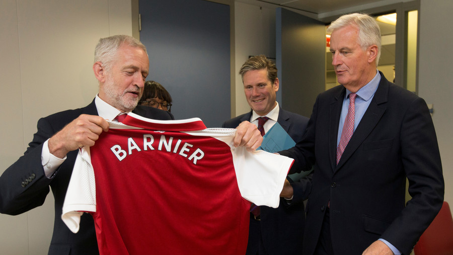 Arsenal FC supporter Jeremy Corbyn slams American tycoon's full takeover of club