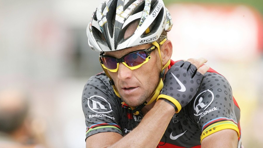 Lance Armstrong Posts Rugged Instagram Message About His Gnarly Mountain Bike Crash