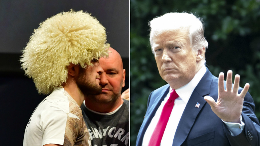 Ask Trump to give my father a visa' Khabib addresses his coach over dad's US entry issue