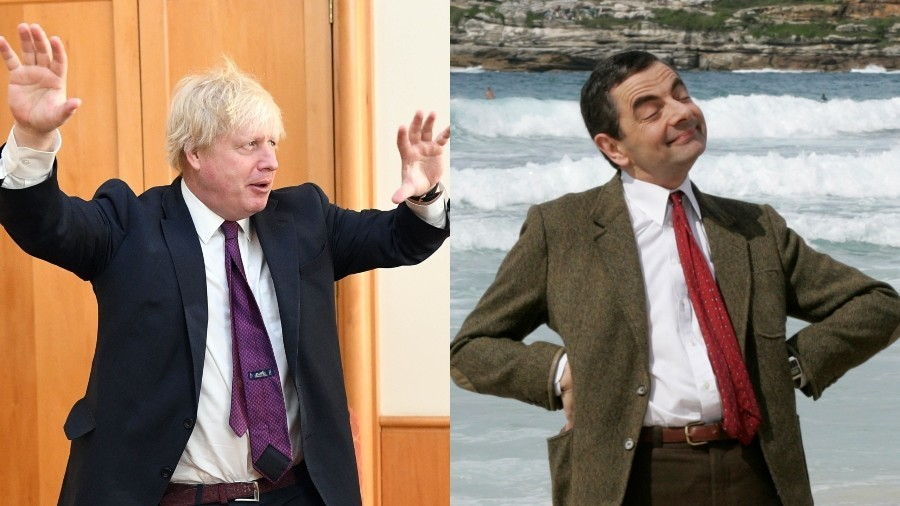 Actor and comedian Rowan Atkinson defends Johnson in burqa row