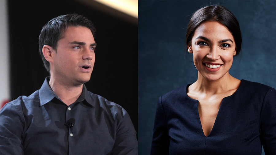Ocasio-Cortez v Ben Shapiro: Dem candidate refuses 'catcalling' debate offer