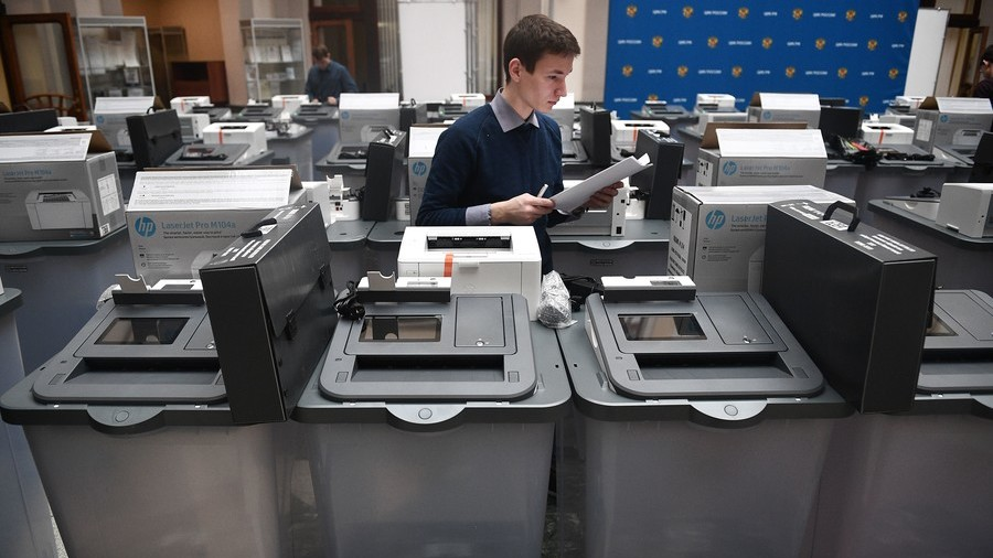 Russia may introduce online voting as early as in 2021 - official