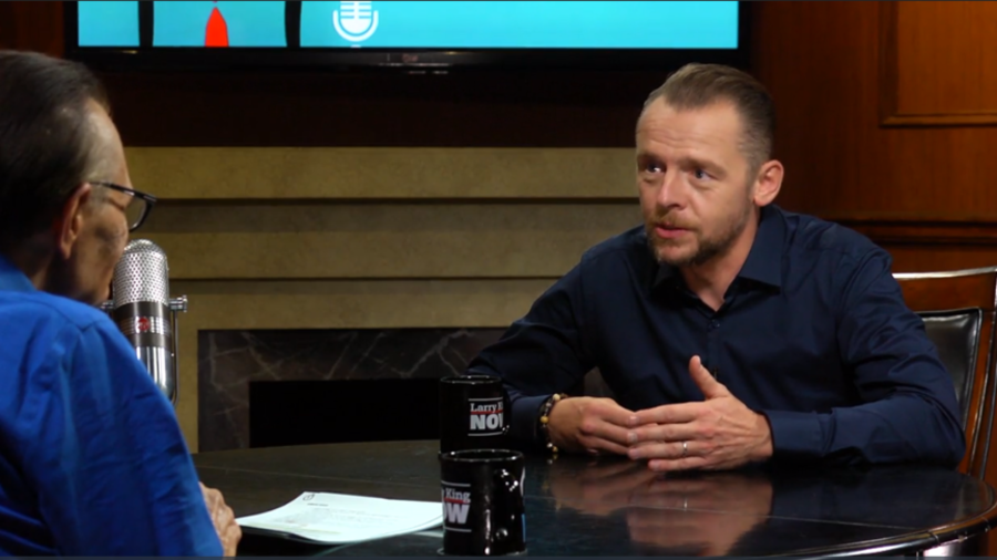 Simon Pegg on 'Mission: Impossible', 'Star Trek', & Nick Frost