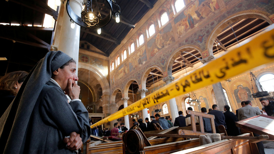 Egypt Monk Detained Over Murder Of Bishop
