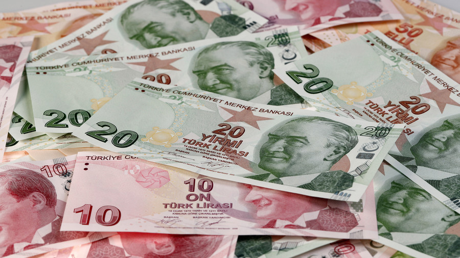 'Turkey isn't crumbling': Erdogan belittles 'fictional currency plots' introduced by competitors