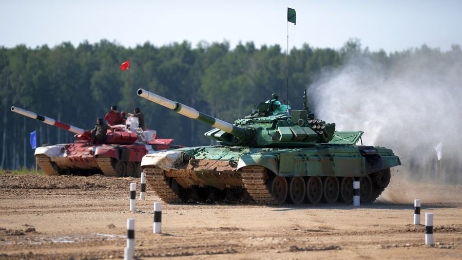 'Best not mess with these guys': Russia wins intl army games, challenges NATO (VIDEOS)