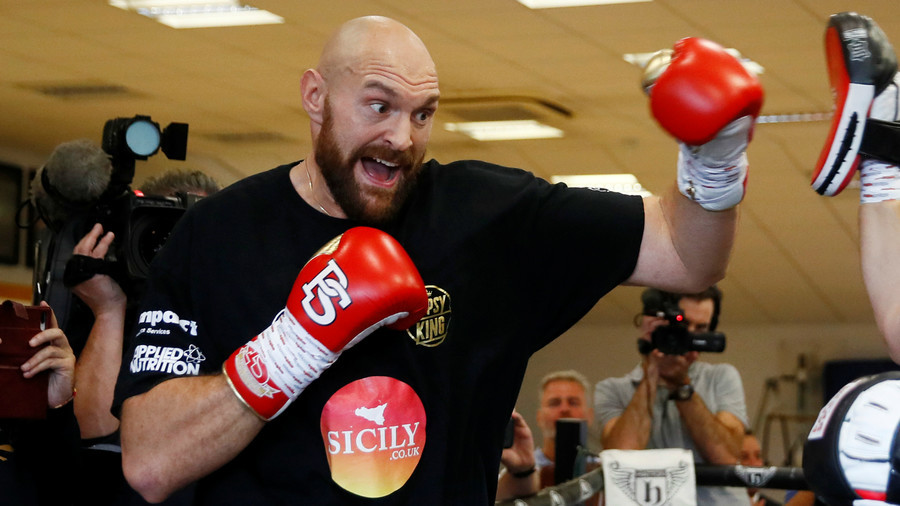 'I'm the greatest heavyweight ever': Tyson Fury warns rivals ahead of latest comeback bout