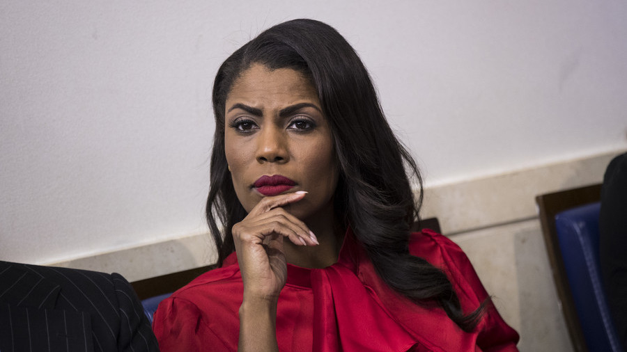 'Meet the Press' Plays Tape of John Kelly Firing Omarosa Manigault Newman