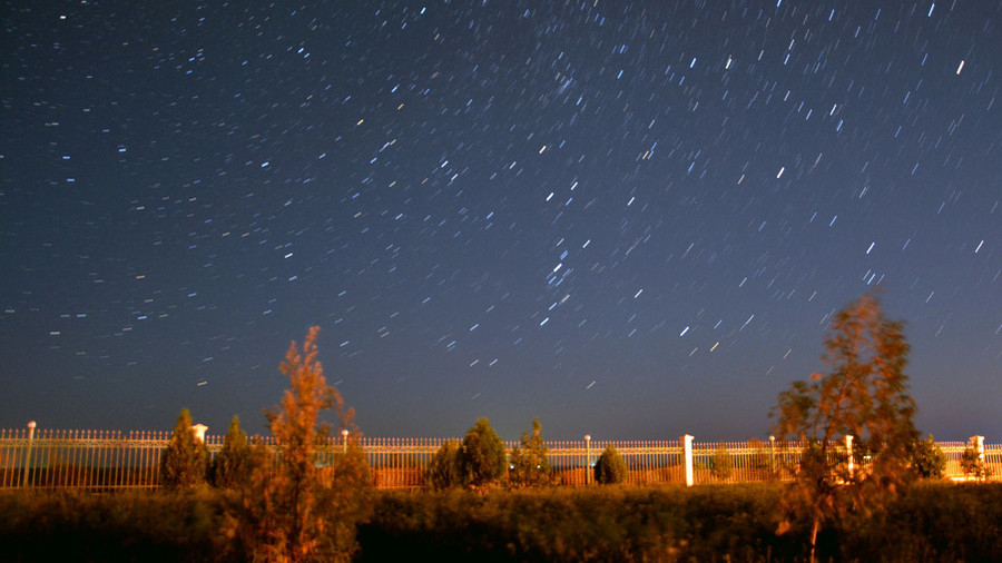 Perseid meteor shower (VIDEOS)