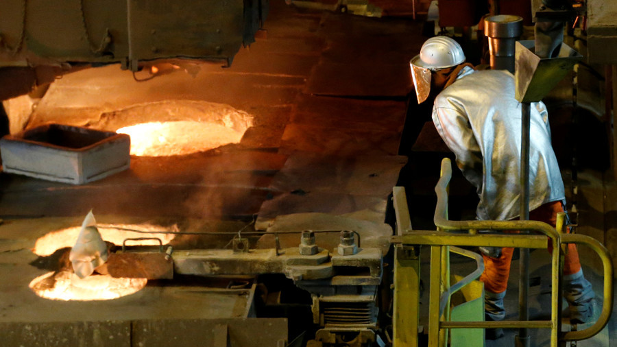 Russian metal tycoons lose billions after govt proposes tax hike