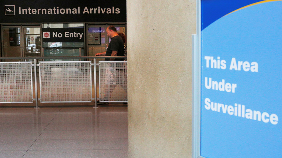 Transport Security head says armed surveillance of innocent flying Americans 'makes a lot of sense'
