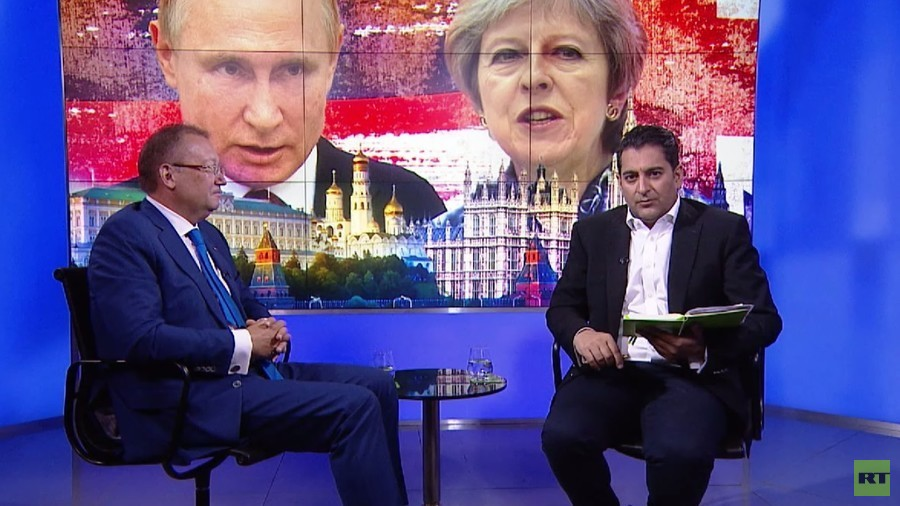 Russian ambassador to the UK on Skripal, Brexit, Syria & the headlines w/ Abdel Bari Atwan (E649)